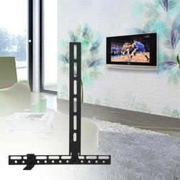 1 Pair TV VESA Soundbar Speaker Bracket Holder Mount For Sam