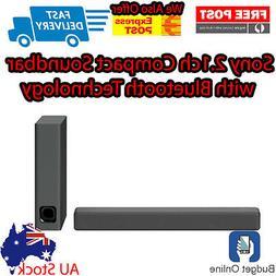 Sony 2.1 Compact Soundbar with Bluetooth technology Speaker