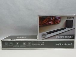 Samsung 2.1 Soundbar with 290W and Wireless Active Sub - Bla