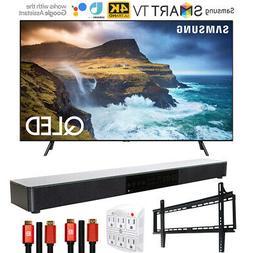"Samsung 65"" Q70 QLED Smart 4K UHD TV 2019 Model with Soundba"