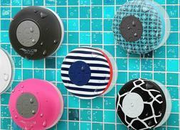 Aduro AquaSound 2020 Bluetooth Wireless Shower Speaker Water