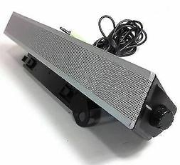 Dell AS501 Sound Bar Speaker Dell Ultrasharp LCD Monitors 0U
