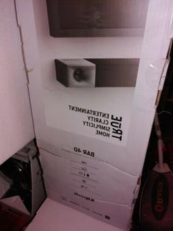 Klipsch BAR 40 2.1-Channel Soundbar System w/ Subwoofer New