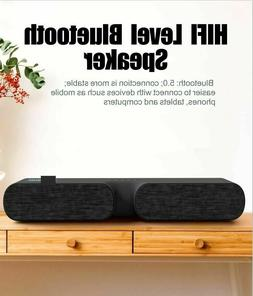 Bluetooth Speaker Wireless Outdoor Stereo Bass Sound Bar Pho