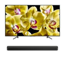 "Sony BRAVIA X800G 55"" Class 4K Ultra HD HDR Smart LED TV w"