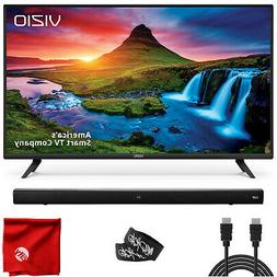 "VIZIO D-Series D40F-G9 40"" 1080p HD LED Smart TV & Monoprice"
