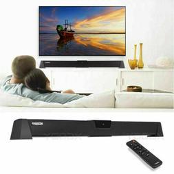 XGODYHome 3D Surround TV Sound Bar System Wireless Soundbar