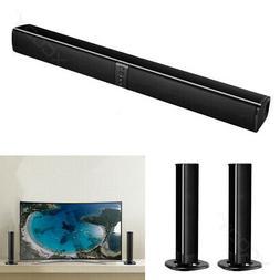 Home Sound TV Speaker Soundbar Home Theater Sound Bar Box De