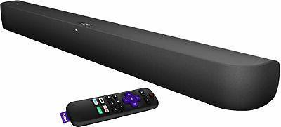 2 0 channel smart soundbar black
