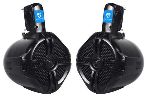 2 easymount soundbar roll bar speakers 6