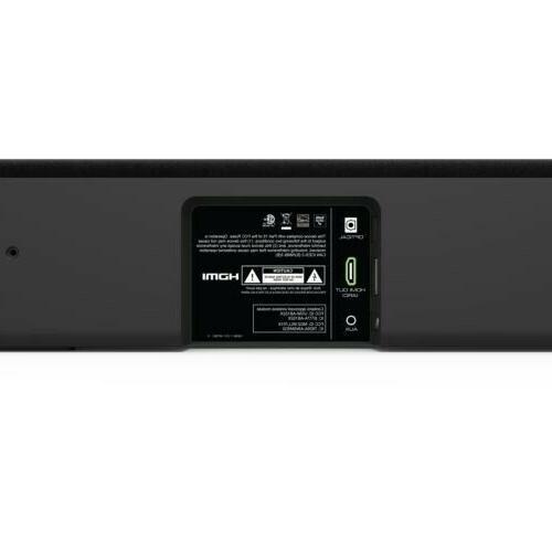 VIZIO 5.1 Sound Bar, & Subwoofer
