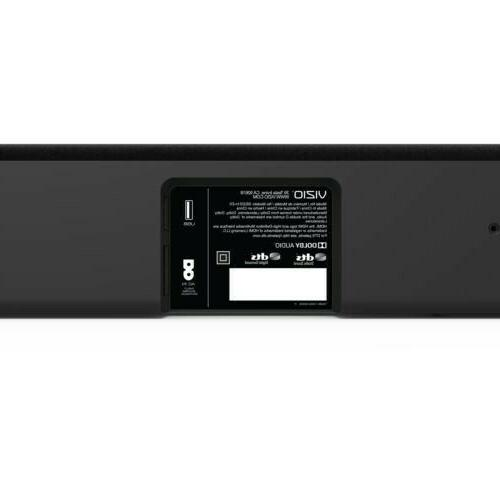 VIZIO 32 Inch 5.1 Sound Bar, Speakers, &