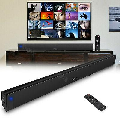 40w 3d sound bar system tv home