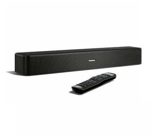 BOSE 418775 Solo 5 Sound Bar, TV Sound System, Bluetooth - B
