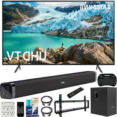 58 ru7100 led smart 4k uhd tv
