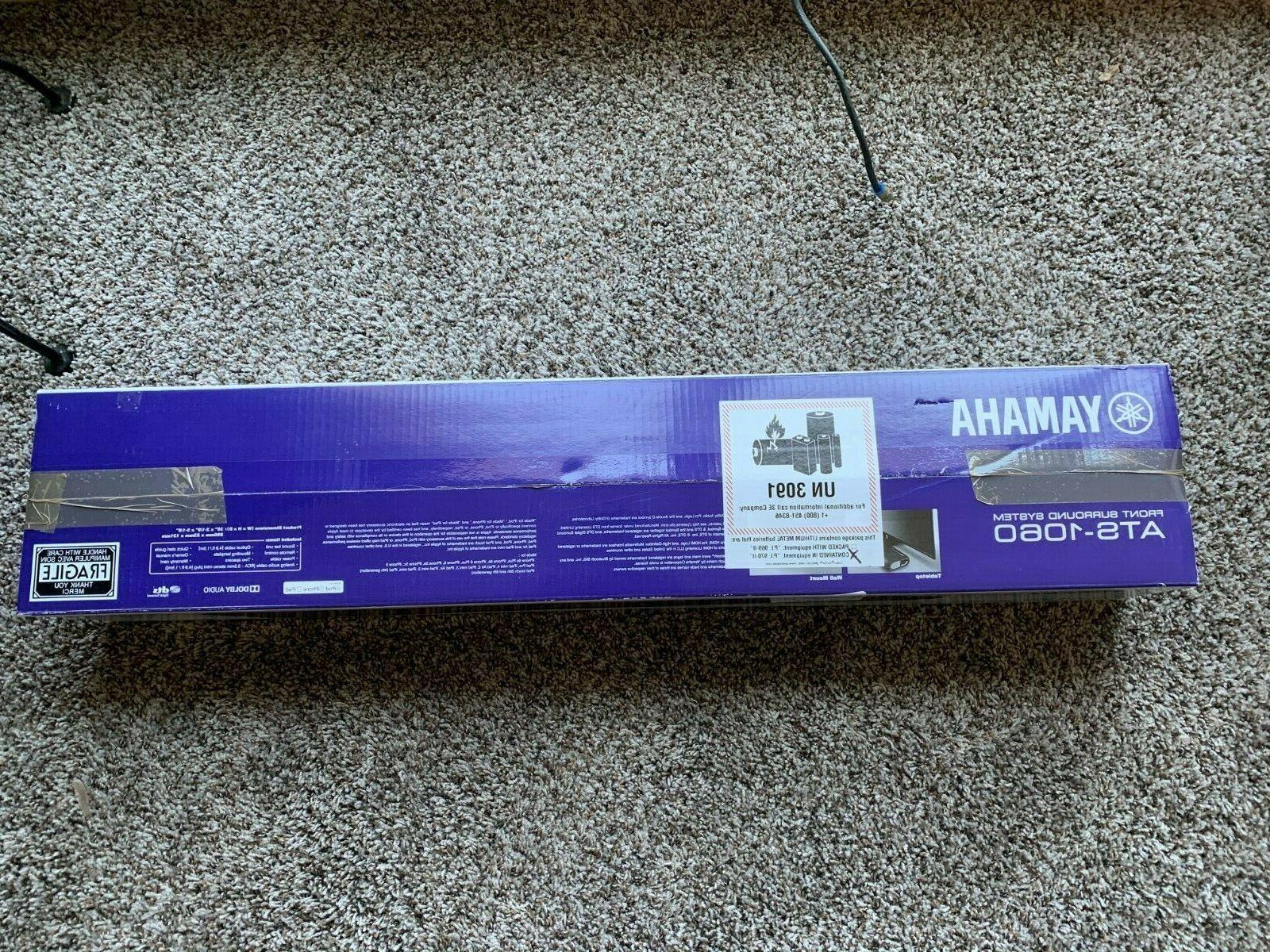 Yamaha ATS1060R Bluetooth Bar