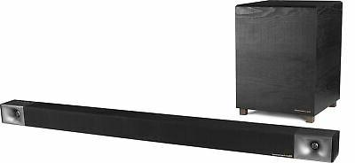 Klipsch Bar 48 Surround Sound Bluetooth Soundbar with Wirele