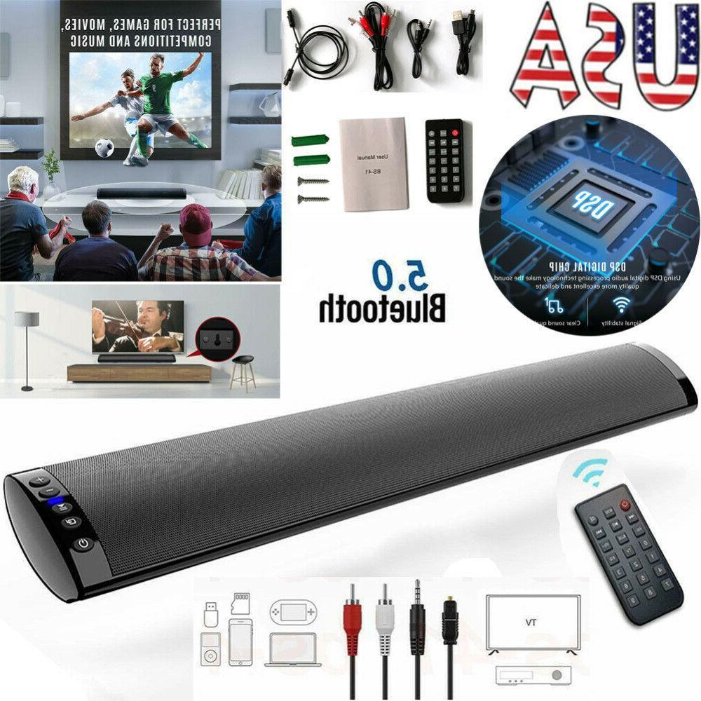 bluetooth 5 0 wireless speaker tv pc