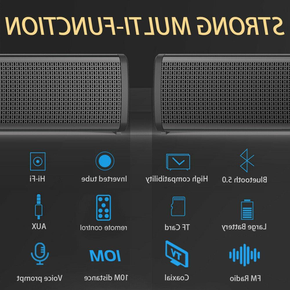 Bluetooth Wireless Bass