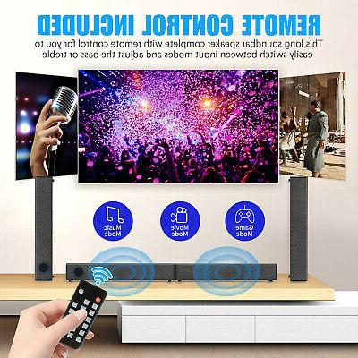 Bluetooth Sound Bass Wired Theater
