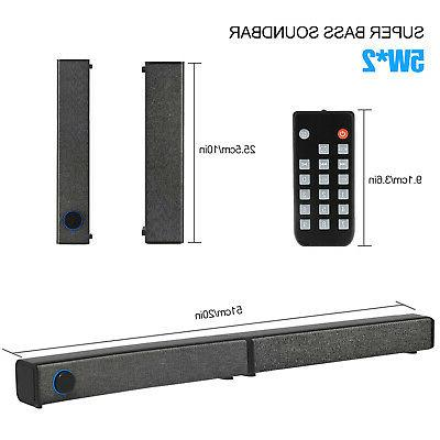 Bluetooth Sound Bass Theater TV