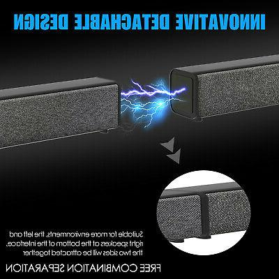Bluetooth Bass Wired Subwoofer Theater