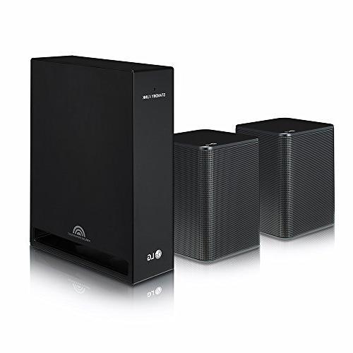 LG Channel Rear Kit