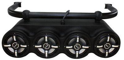 froghead ind stereo for honda pioneer 1000