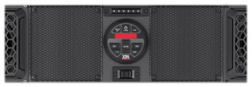Honda Pioneer Four-Speaker Rollbar Rollcage System w/