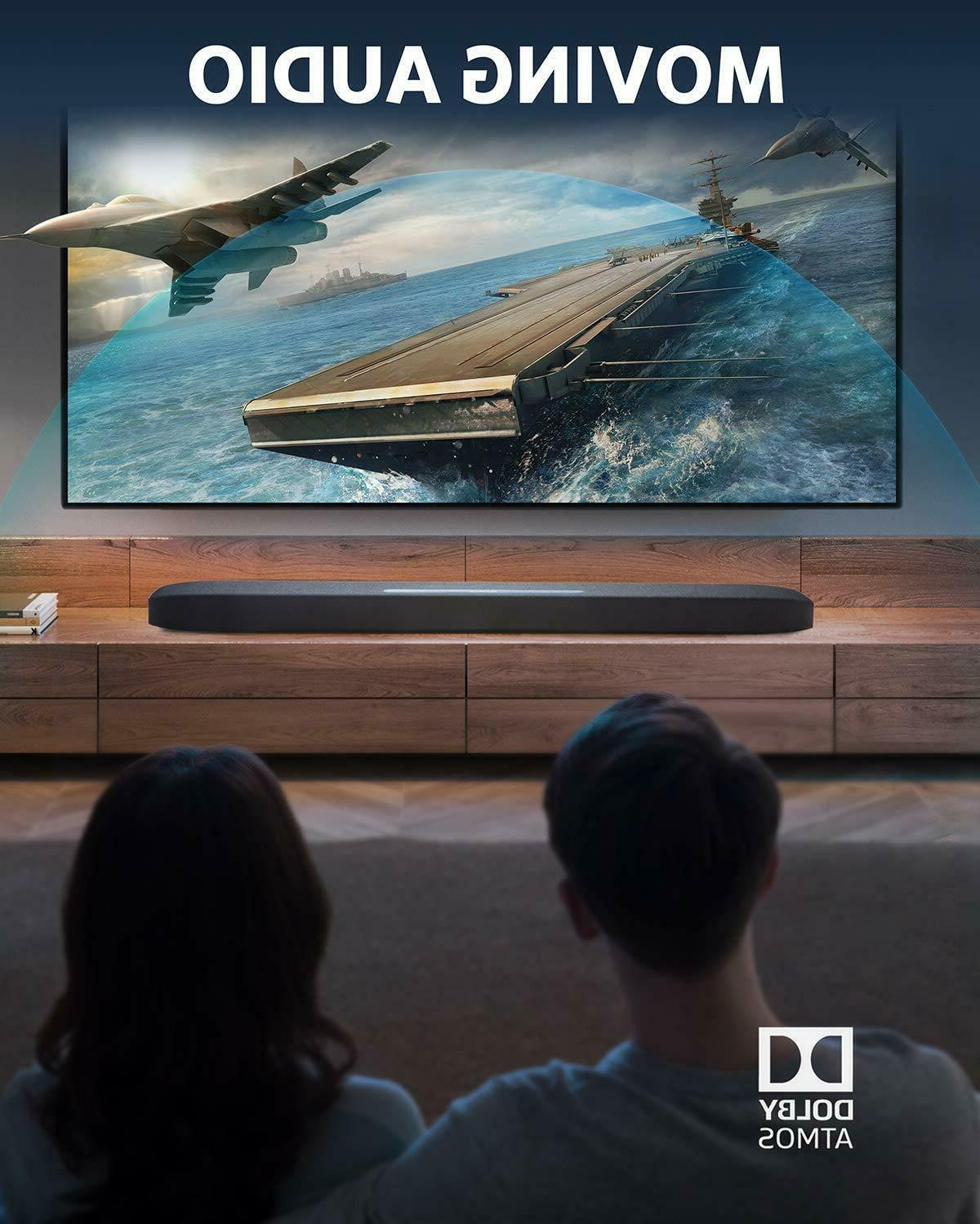 Soundcore Integrated 2.1 Channel Dolby Atmos+Subwoofers