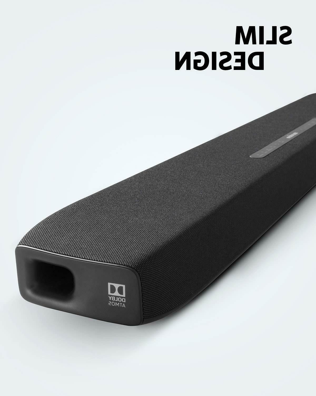 Soundcore Pro 2.1 Soundbar with Dolby Atmos+Subwoofers