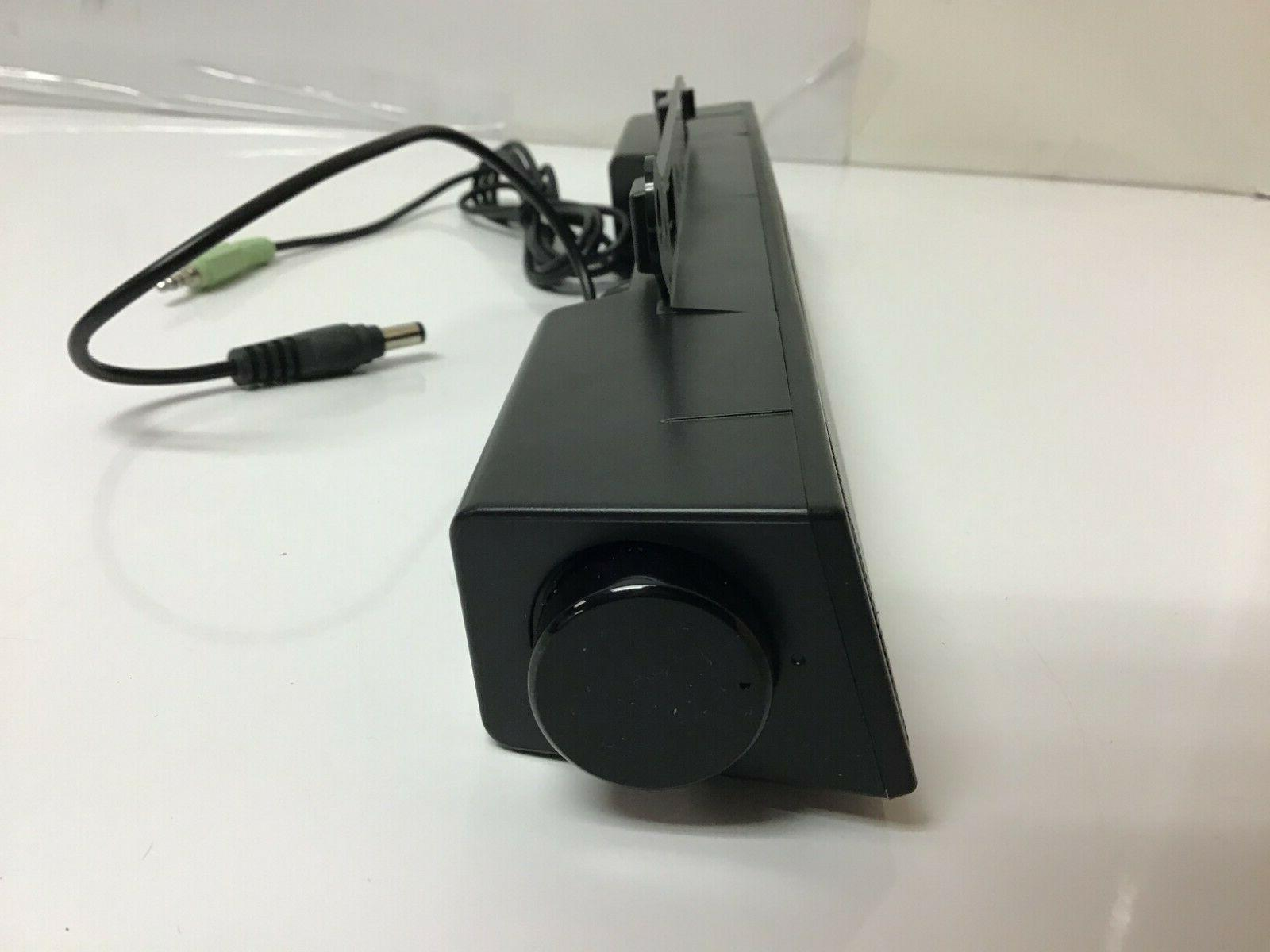 NEW AX510 Stereo Speakers 0DW711 Power Adapter