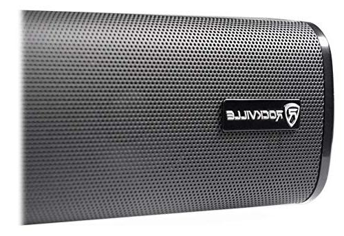 "Rockville 40"" Soundbar w/Wireless Subwoofer/Bluetooth/HDMI/Optical"