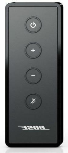 Bose Solo 5 10 15 Series I Cinemate TV Sound Bar Remote Cont