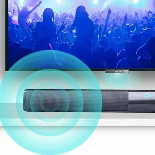 TV Bluetooth Sound System Subwoofer