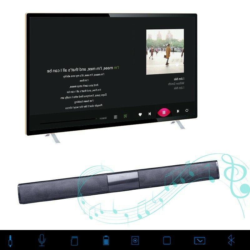 TV Home Wireless Stereo Speaker Subwoofer