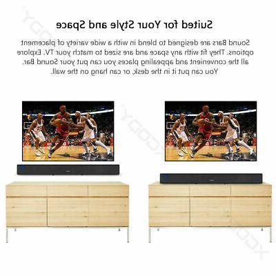 TV Speaker Wireless Home Bar