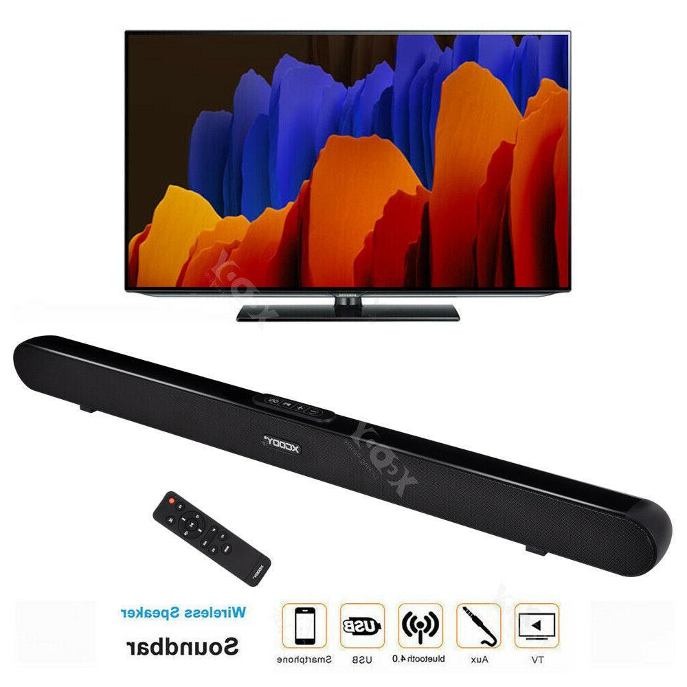 tv speaker soundbar bluetooth wireless home theater