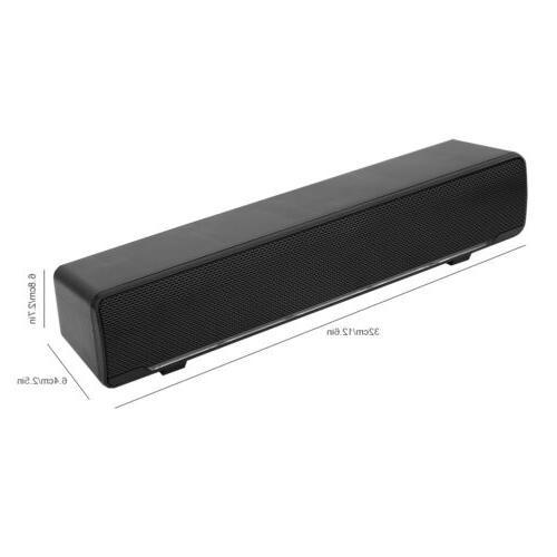 USB Bluetooth Theater TV Speaker