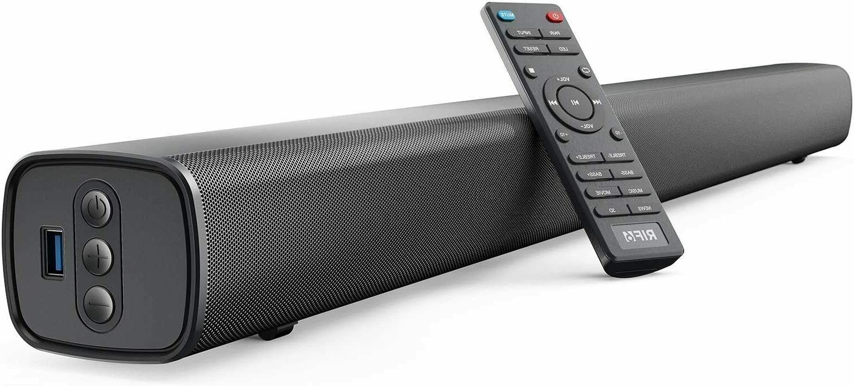 wireless bluetooth sound bar 20w speaker home