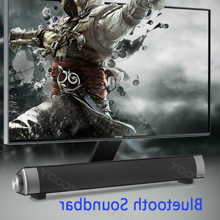 Wireless Bluetooth Speaker System TV Theater Soundbar