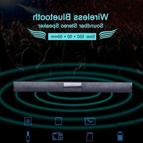 Wireless Speaker TV Theater