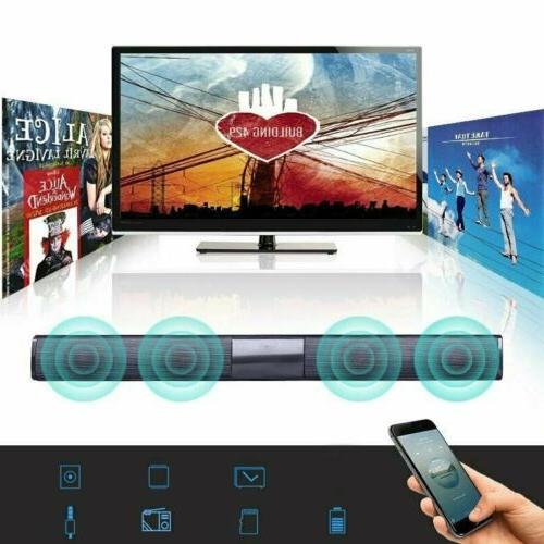 Wireless Bluetooth Speaker TV Home Theater