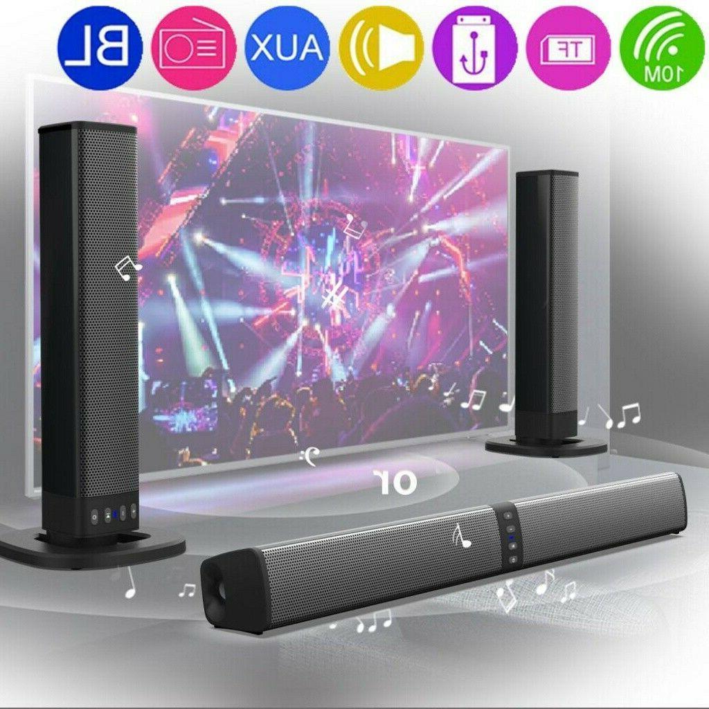 wireless sound bar tv soundbar bluetooth speaker