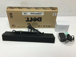 NEW in Box Dell AX510 Stereo SoundBar 10W Speakers 0DW711 Pl