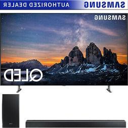 "Samsung QN75Q80RA 75"" Q80 QLED Smart 4K UHD TV  w/ HWQ80R So"