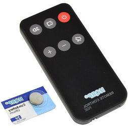 HQRP Remote Control for Klipsch Soundbar Speaker System Cont