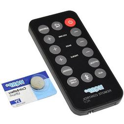 HQRP Remote Control for Philips Soundbar Speaker System Cont