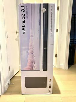 LG SK9Y 5.1.2 Channel Dolby Atmos Hi-Res Soundbar, New & Sea