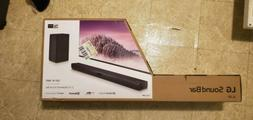 LG SL3D 2.1 Channel 300W Sound Bar with Wireless Subwoofer a